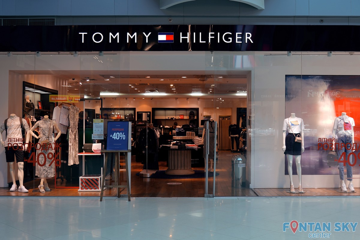 Tommy Hilfiger in FontanSky
